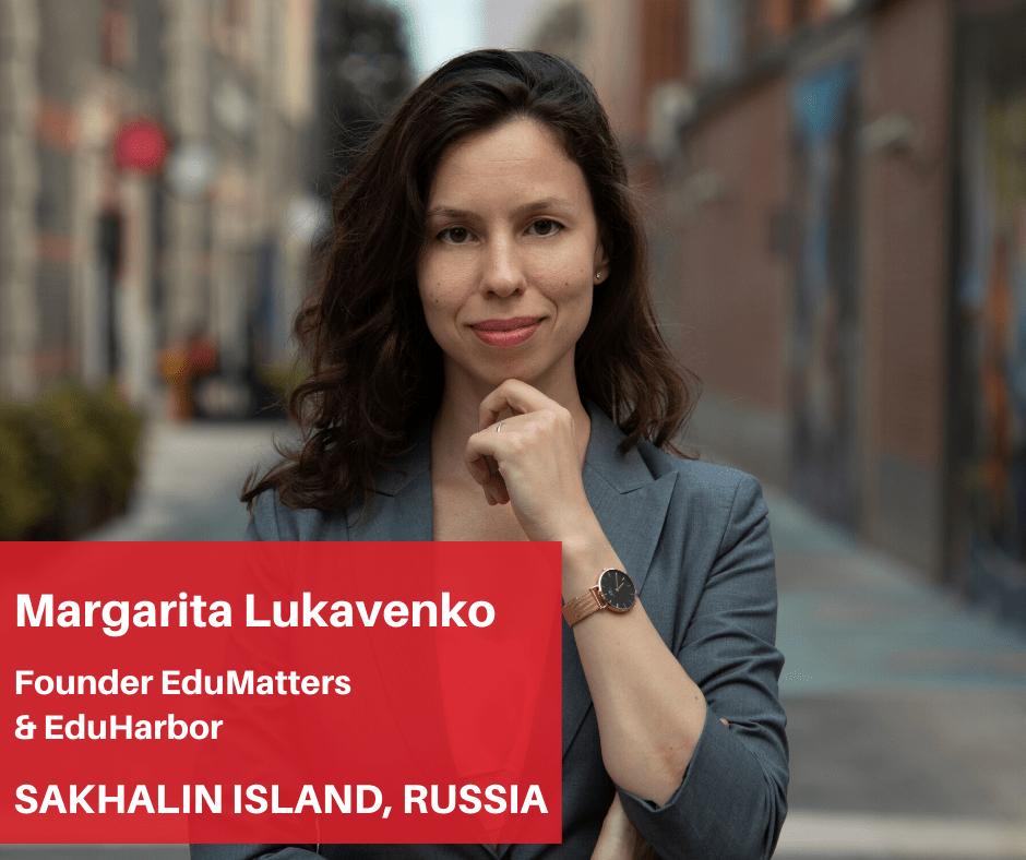 Margarita Lukavenko